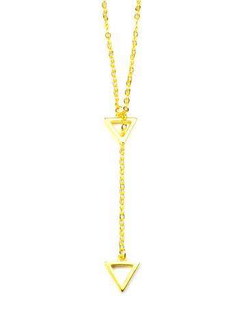 Women's Cairo Necklace Gold