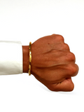 Men's Empire Cuff Gold | Clariste Jewelry - 4