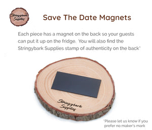 Save The Date - Tree