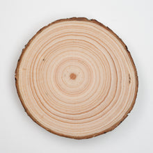 Load image into Gallery viewer, Sample Wood Slice - sanded one side