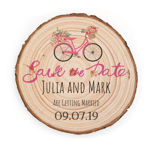 Save The Date - Vintage Bicycle
