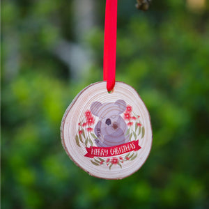 Australian Animals Christmas Ornaments (Set of 5) - Christmas ornaments