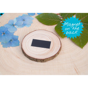 Chip off the old tree - magnet - Father's Day Magnet