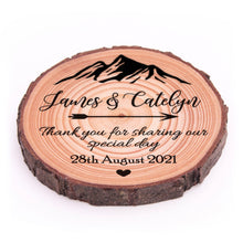 Load image into Gallery viewer, Coasters - Mountain - Wedding favour