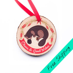 Platypus Christmas Ornament - Christmas ornaments