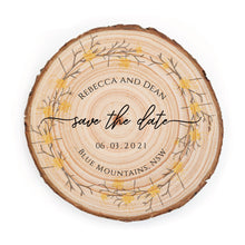 Load image into Gallery viewer, Sample Save the Date - Small / Grevillea - Save the dates