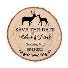 Load image into Gallery viewer, Save The Date - Deer - Save the dates
