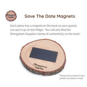 Save The Date - Deer - Save the dates