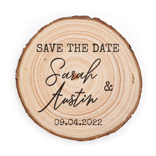 Save The Date - Sarah - Save the dates