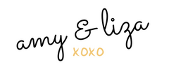 Amy & Liza Blog Signature