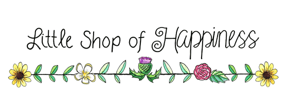 Gift Box Delivery Company Australia Little Shop of Happiness Logo