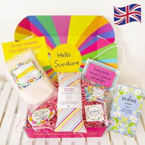 Gift Hamper items that can be sent to the UK