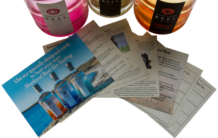 Home Tasting Cards