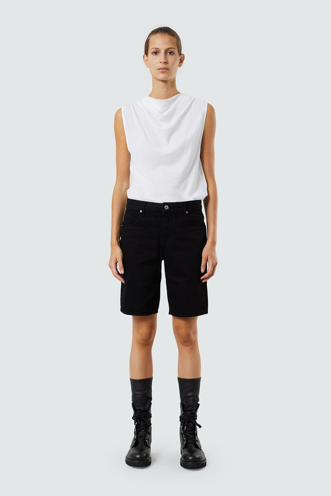 JAMI SHORT | BLACK