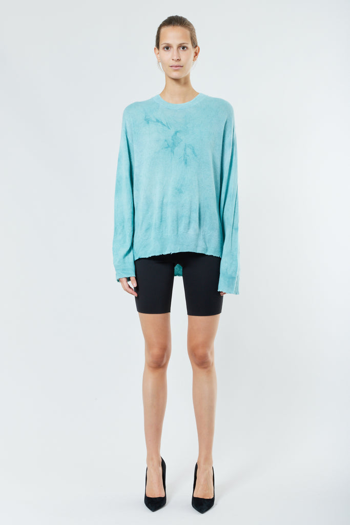Mint Cashmere Sweater