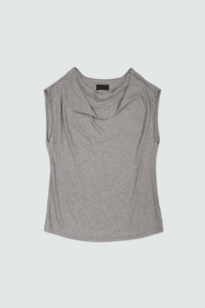 SELMA TOP | HEATHER GREY