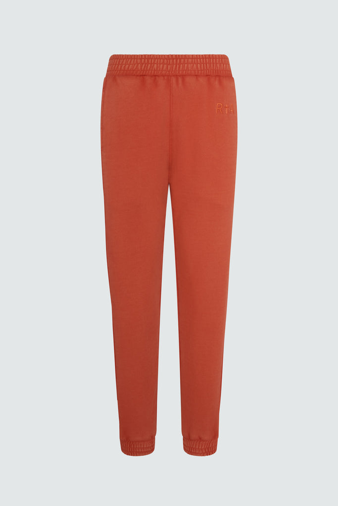 SYDNEY SWEATPANT | FADED ORANGE