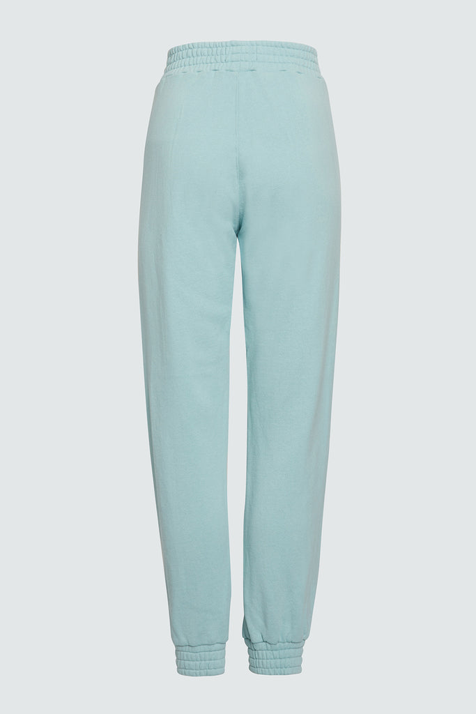 Mint Cotton Sweatpant with RtA Embroidery