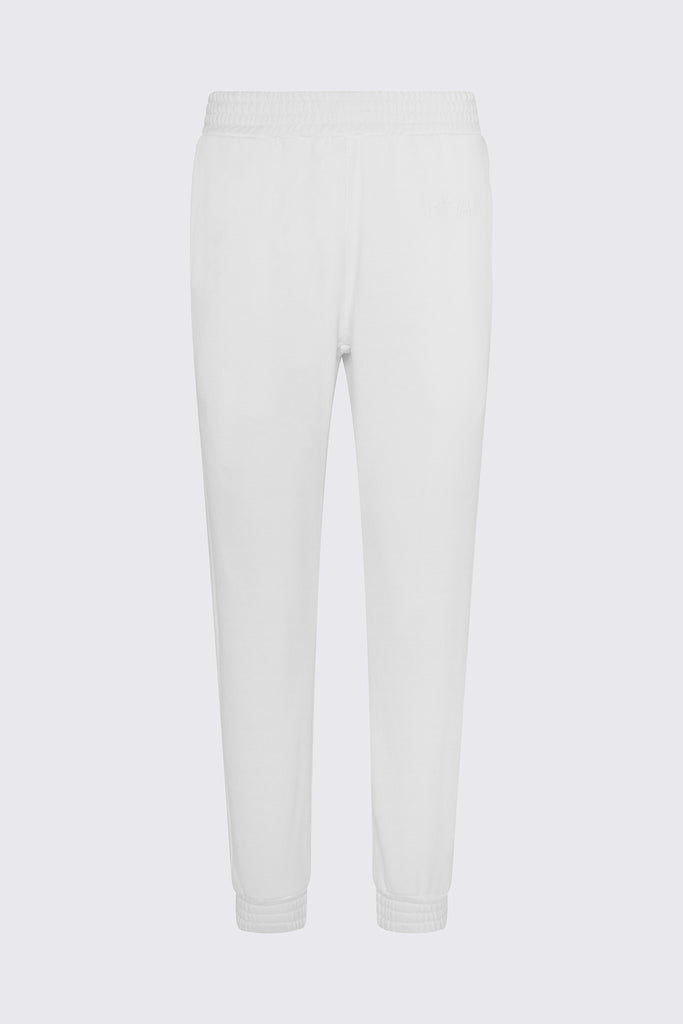 SYDNEY SWEATPANT | WHITE