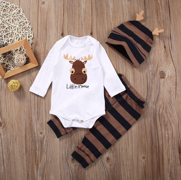 Little Moose 3 pc Set