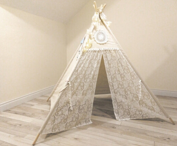Lovely Lace Tee Pee