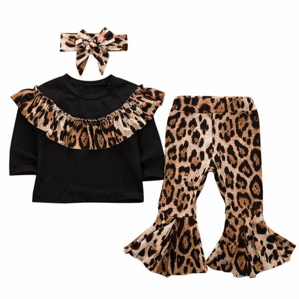 Cheetah Sister Set