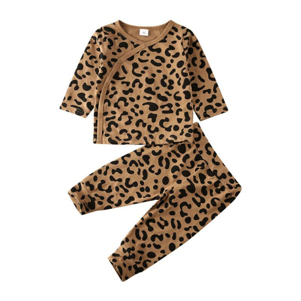 Cozy Leopard Set