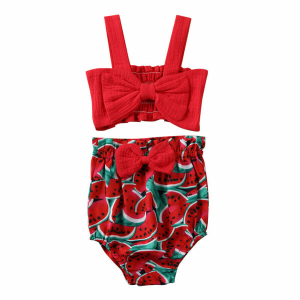 Layla Watermelon Set