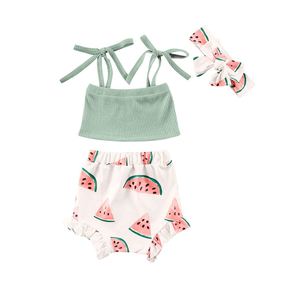 Mint Watermelon Set