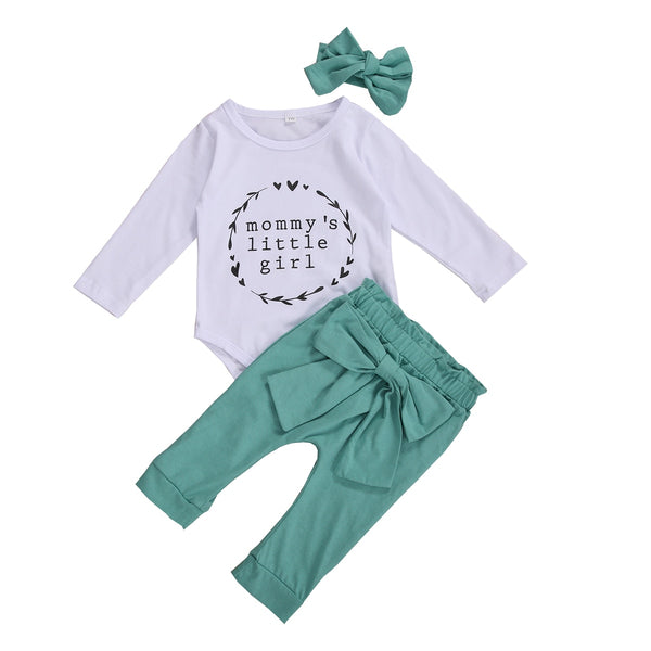 Mommy's Little Girl Set