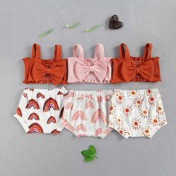 Bow Tie Summer Set