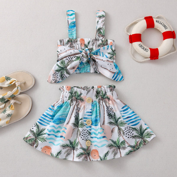 Little Beach Babe Set