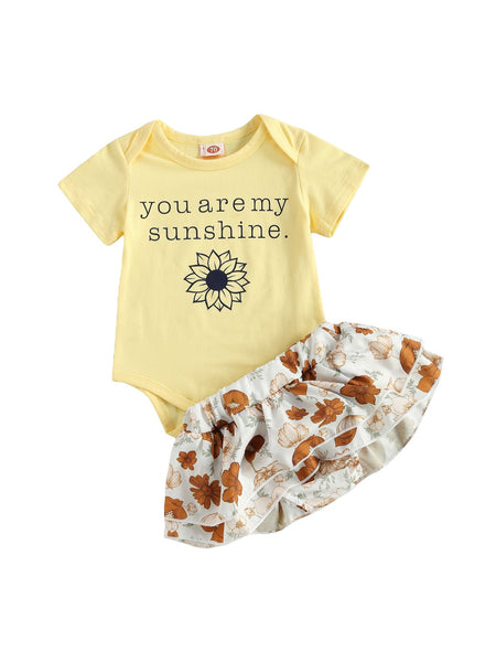 You Are My Sunshine Set