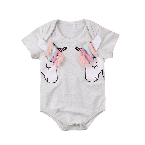 Unicorn Power Onesie