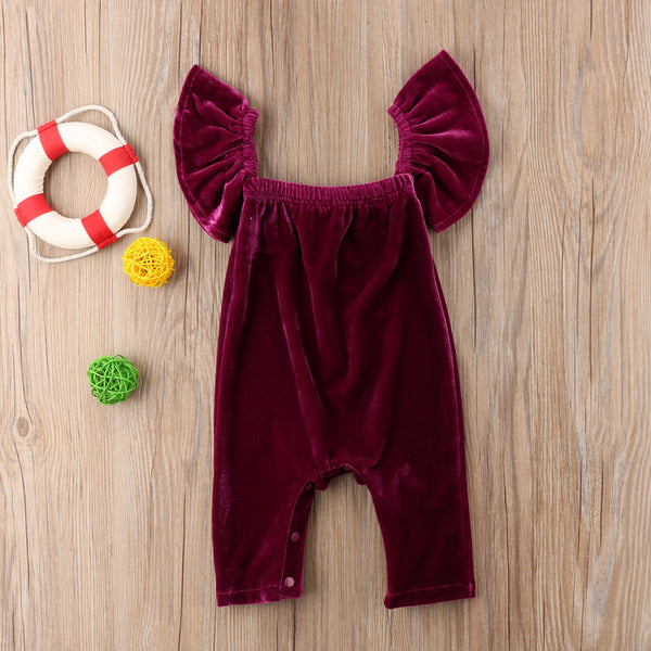 Off The Shoulder Caylie Romper