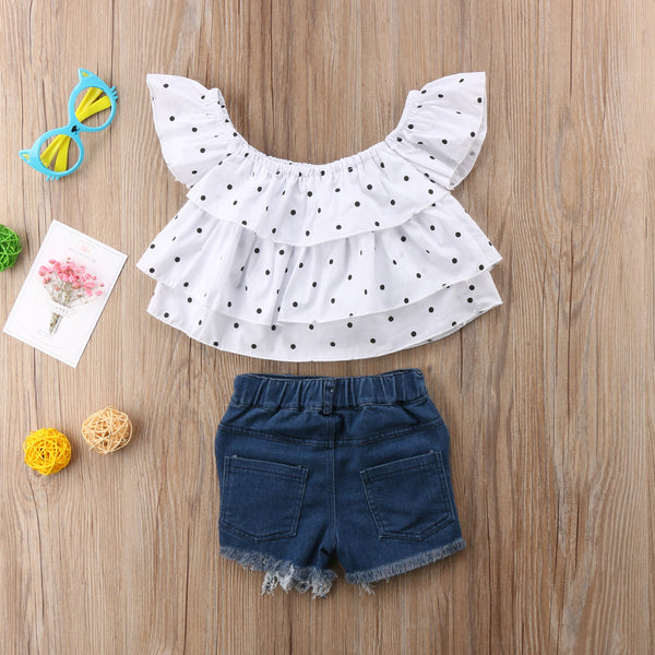 Little Polka Dot Set