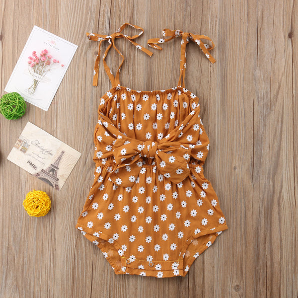 Field Of Daisies Romper