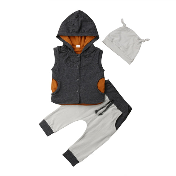Eli Summer Hooded Tracksuit