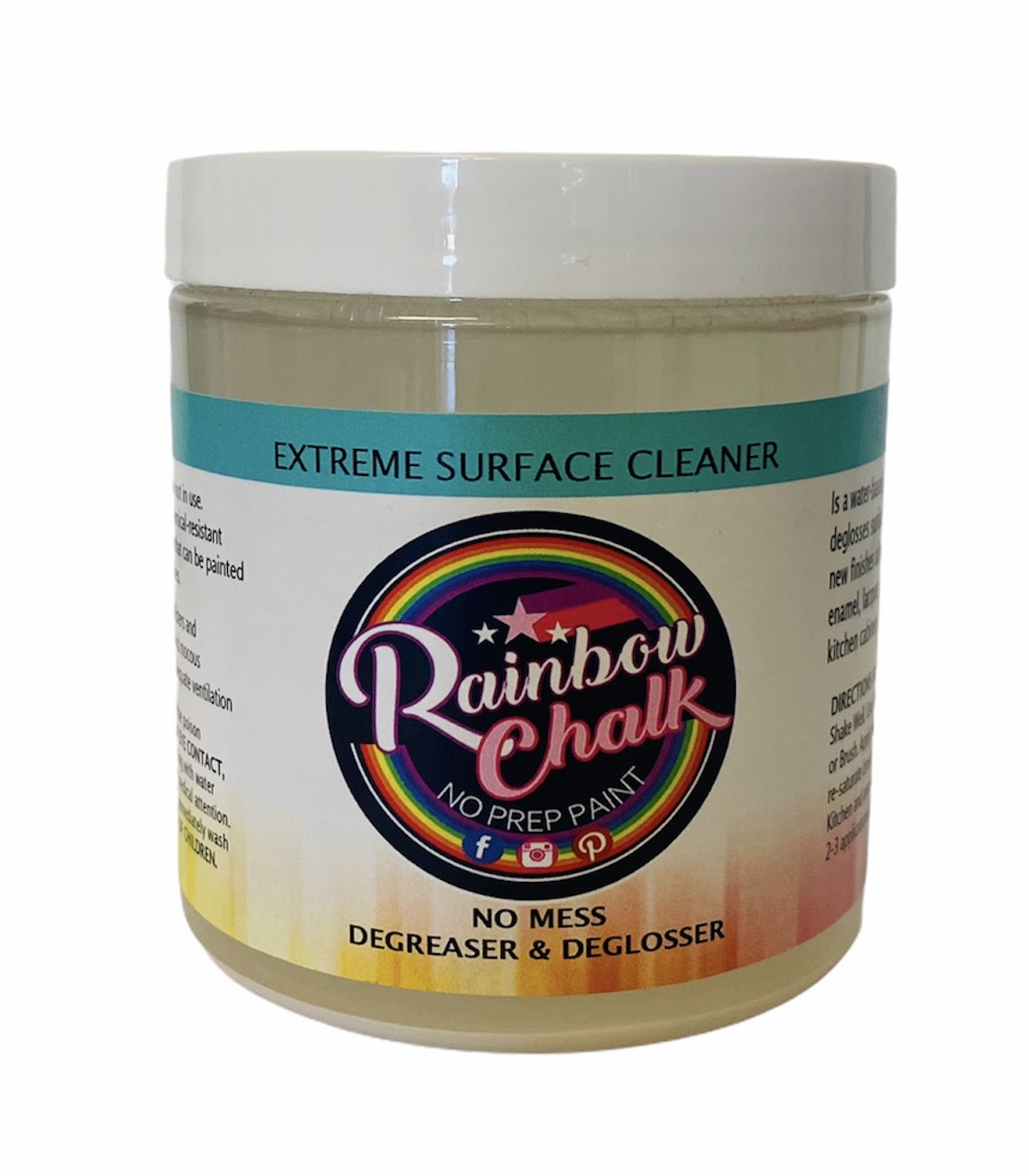 RAINBOW CHALK EXTREME SURFACE CLEANER