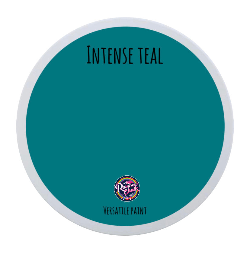 Teal intenso