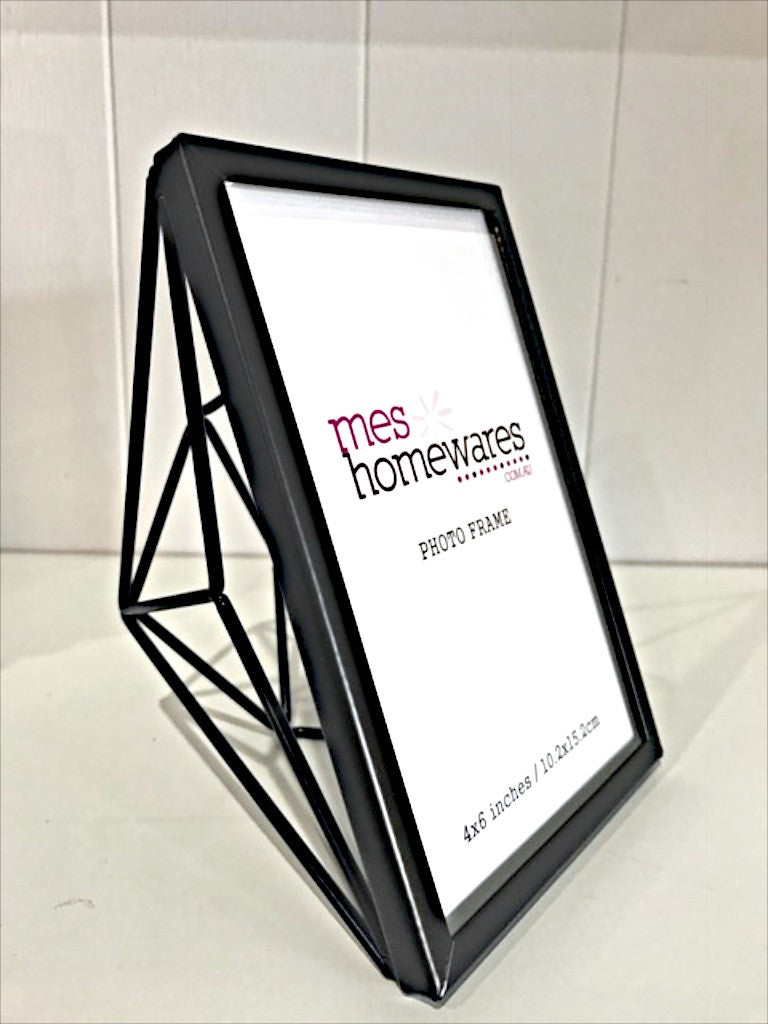 Photo Frame Geometric Box Frame 4x6