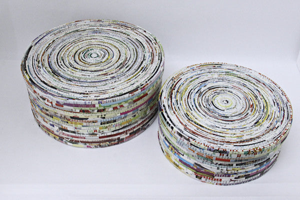 Box Set of 2 Paper Round