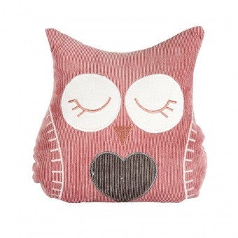 Owl Fabric Door Stopper