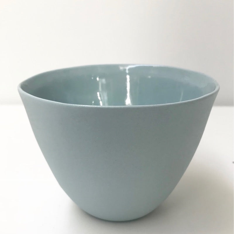 Eucalypt Homewares Round Bowl in Blue