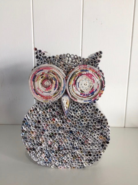 Owl Recycled Paper