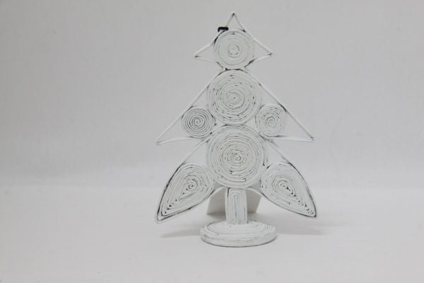 Christmas Decoration Paper Christmas Tree White