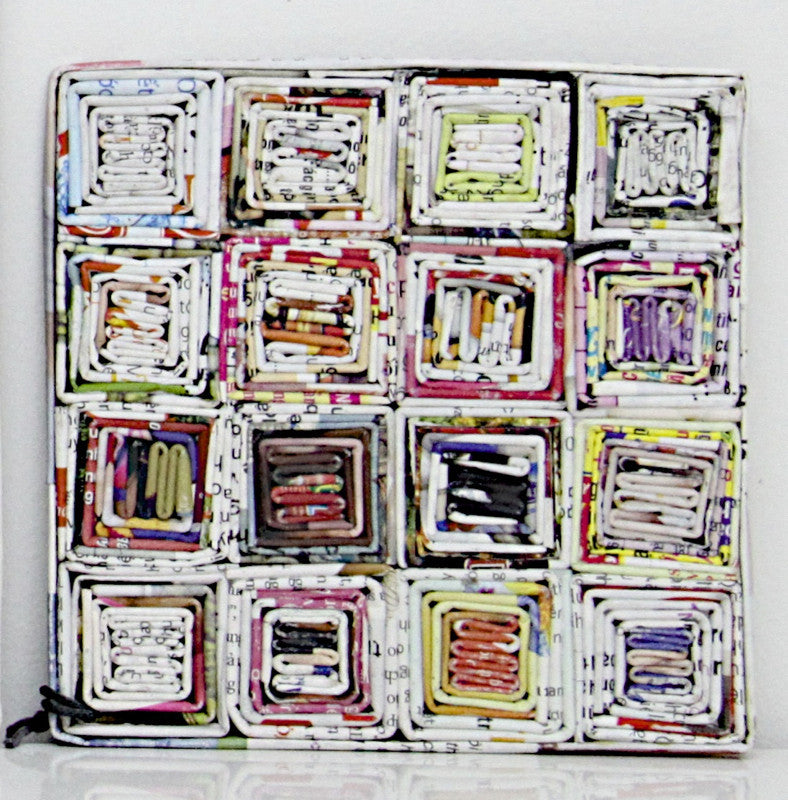 Coaster, Many Squares set of 4
