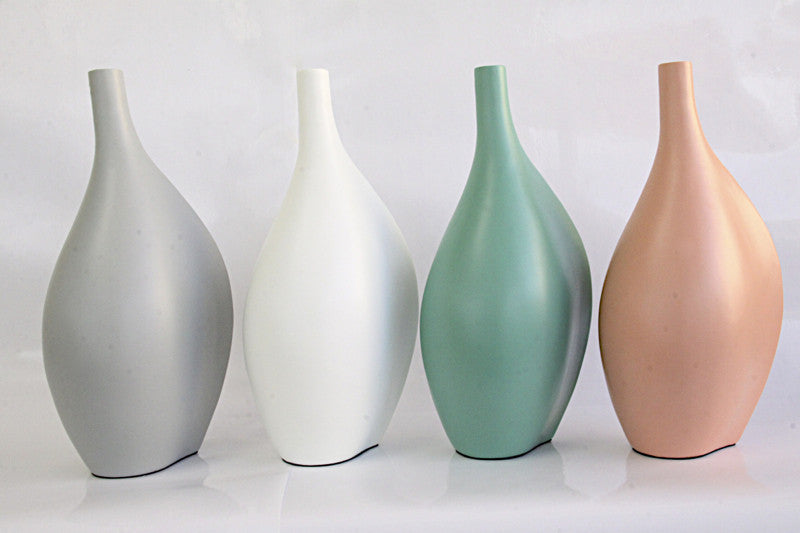 Vase, colour Grey