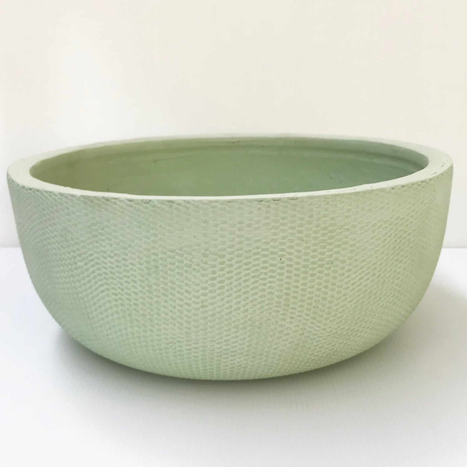 Dots Bowl Green