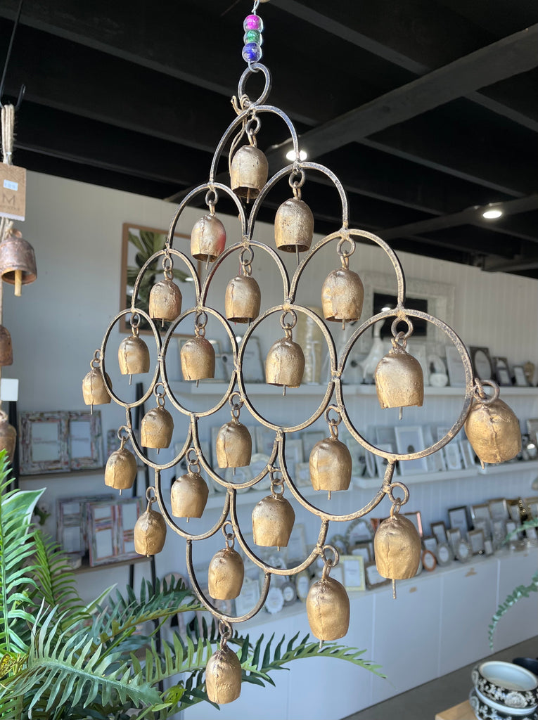 Bells, Beads and Bells, Garden Chimes